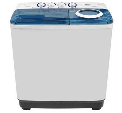 Midea, 12KG Washing Machine Twin Tub, White