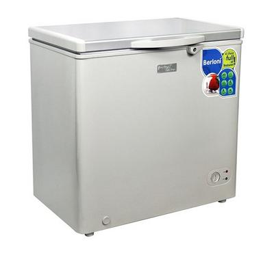 Berloni 270.0L Chest Freezer Silver