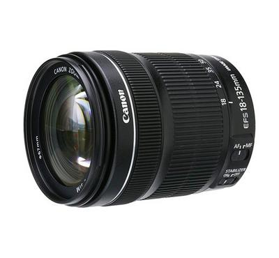 Canon Standard Zoom Lens, 18-135mm 1:3.5-5.6 Focal Lenght
