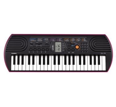 Casio Mini Keyboard, 44 mini-size keys