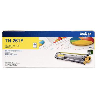 Brother Toner Cartridge Yellow, mfc-9330cdw,yield 1400 pages