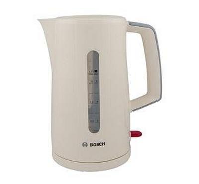 Bosch Kettle 1.7L 2500-3000W Cream