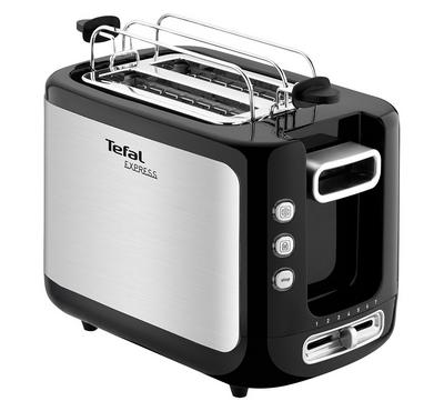Tefal,Toaster New Express 2 Slot - S 850W
