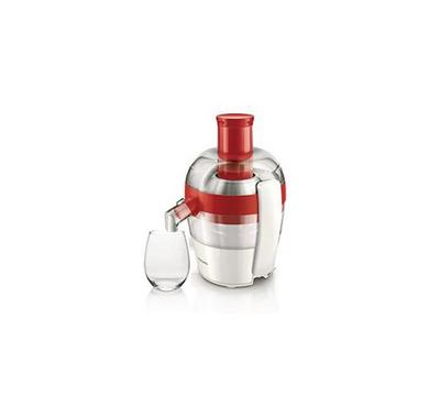 Philips Juice Extractor 400W White/Red