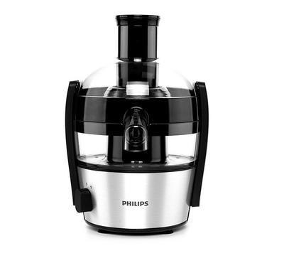 Philips, Juicer, 500W, Grey