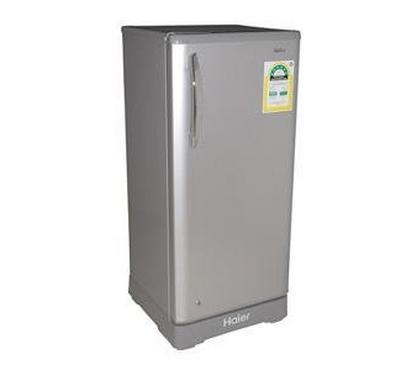 Haier Refrigerator, 5.3 CuFt, Silver
