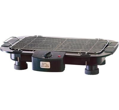 Geepas Electric Table Grill 2000W Black
