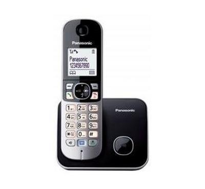 Panasonic KX-TG6811UEB Cordless Telephone