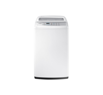Samsung, Washing Machine 7kg Top Load, White