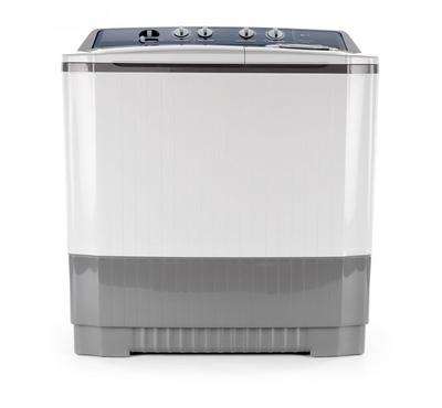 LG Twin Tub Semi Automatic Washing Machine, 12.5 KG, White