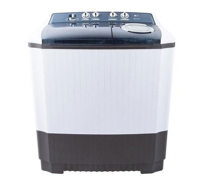 LG Twin Tub Semi Automatic Washing Machine 15KG, White