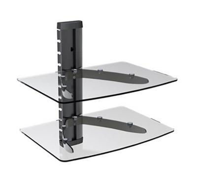 Bluetek DVD Double Shelf Rack 10 kg