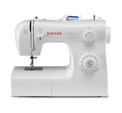 Singer Tradition Portable Electric Sewing Machine White