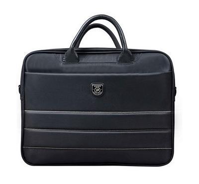 PORT Sochi Slim Bag 15.6 Inch, Black