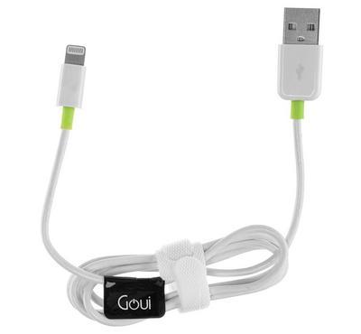 Goui Lightning USB Cable, White