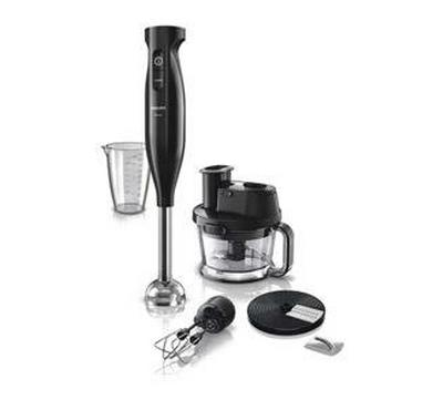 Philips Hand Blender with Chopper 700W Black
