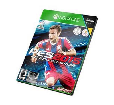 Konami Xbox One Game PES2015 Pro Evolution Soccer