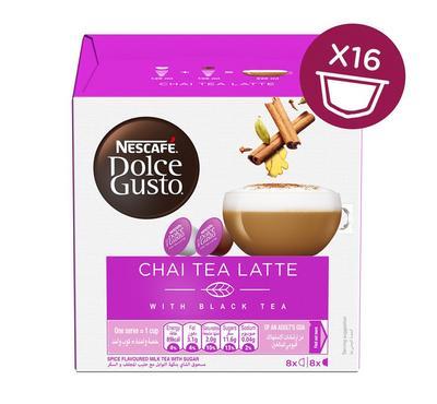 Nescafe Dolce Gusto Capsule Chai Tea