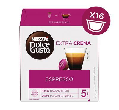 Nescafe Dolce Gusto Capsule Espresso