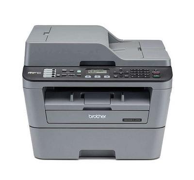 BROTHER MFT Laser Printer, Print/Scan/Copy/Fax