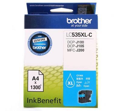 Brother InkBenefit Ink Cartridge Cyan