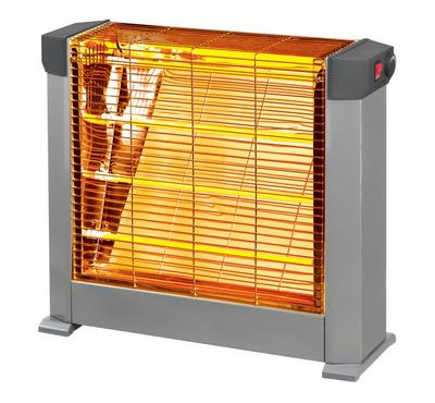 Kumtel Electric Heater 4Quartz Safety Device 2200W