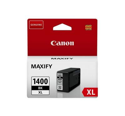 Canon 1400XL, Ink Cartridge, 1200 Pages, Black.