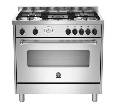 La Germania Americana M9S A Cooker 90x60, Steel