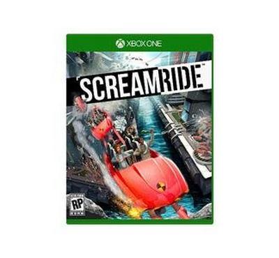 Scream Ride Video Game Xbox One