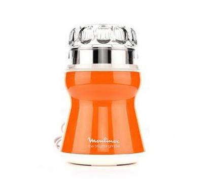 Moulinex Grinder Orange 180W, 50G New Shape