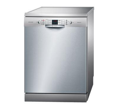 Bosch SMS68L08GC, Dishwasher, 6 Programs, 12+1 Place Settings, Silver