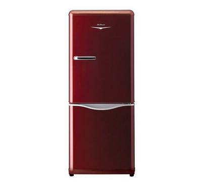 Daewoo Refrigerator 6 Cu.ft Red