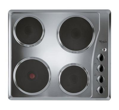 Whirlpool Hob, 4 Electric Plate