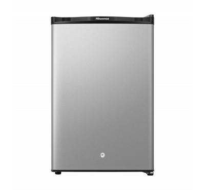 Hisense Compact Refrigerator 3.4 Cu.Ft, Silver