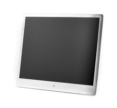"CAVOT 10"" Digital Photo Frame Stainless Steel"