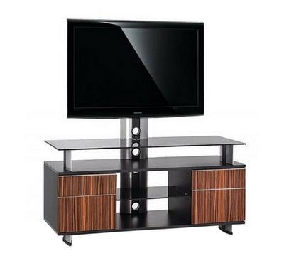 Mobuler LCD/LED TV Bracket Stand Ebony Black