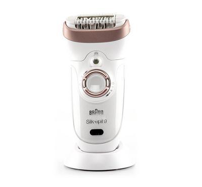 براون ماكينة إزالة الشعر تستخدم للأرجل