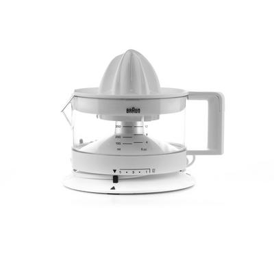 Braun, Juicer, 20W, White