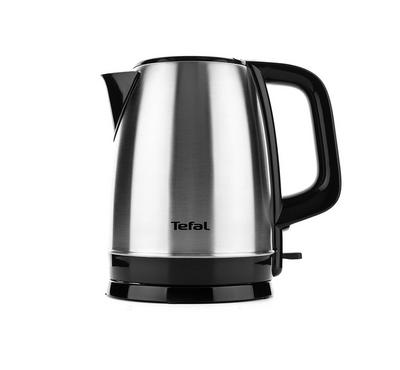 Tefal Kettle, 2400W, 1.7L,Stainless /Black