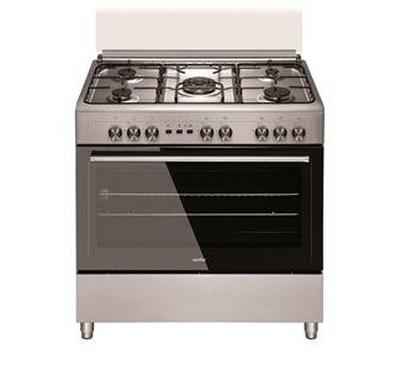 Simfer Gas Cooker 90x60cm 5 Gas Burners, Full Safe