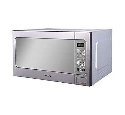 Sharp 62.0L Microwave Oven 1200W Stainless Steel. Digital