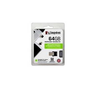 Kingston DataTraveler MicroDuo 64GB USB3.0, Black