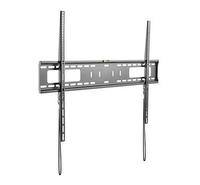 Bluetek Flat Wall Bracket, Suited for Most screens up to 85, Load Capacity 85 kilograms