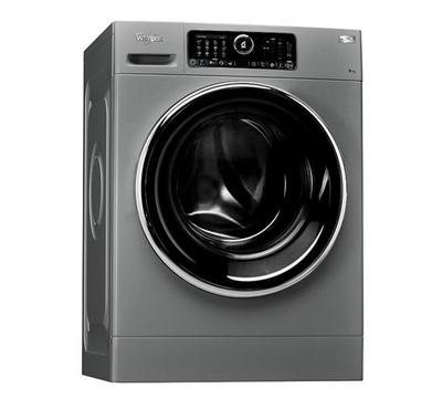 Whirlpool 10kg Washing Machine Front Load 1400rpm Silver.