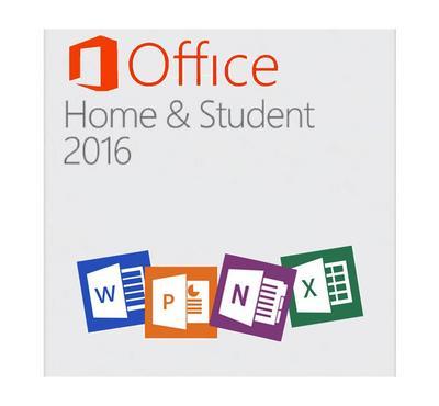 Microsoft Office Mac Home Student 2016 English
