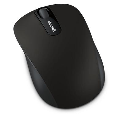 Microsoft Bluetooth Microsoft Bluetooth Mobile Mouse 3600, BlackMobile Mouse 3600 Black