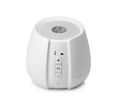 HP S6500 Wireless Speaker, White