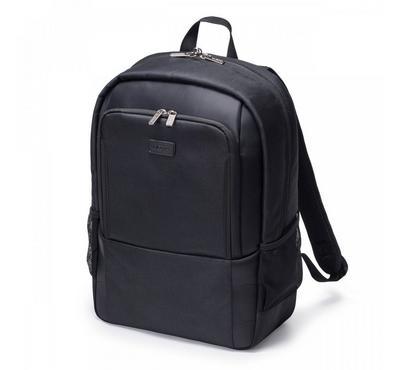 "Dicota BASE 14.1"" Laptop Backpack Bag Black. Polyester"