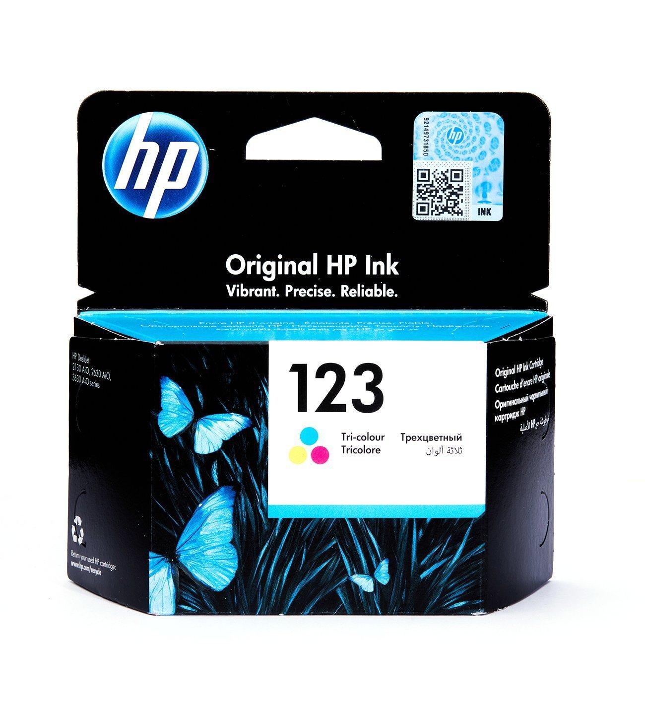HP DeskJet 2630 All-in-One Prnter - Print, copy, scan