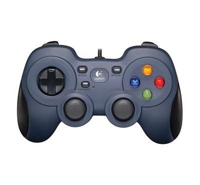 Logitech F310 Gamepad, Blue